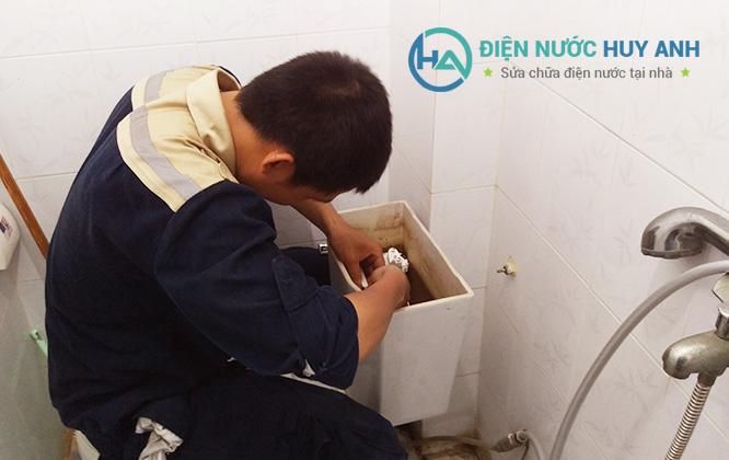 Lắp đặt điện nước tại Ba Đình