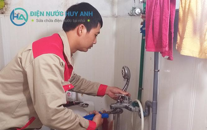 Lắp đặt điện nước tại Hà Đông