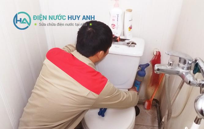 Lắp đặt điện nước tại Hai Bà Trưng