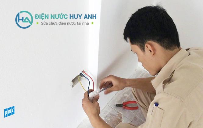 Lắp đặt điện nước tại Hoàng Mai