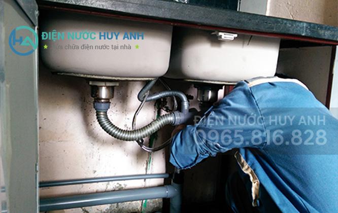 Lắp đặt điện nước tại Thanh Xuân