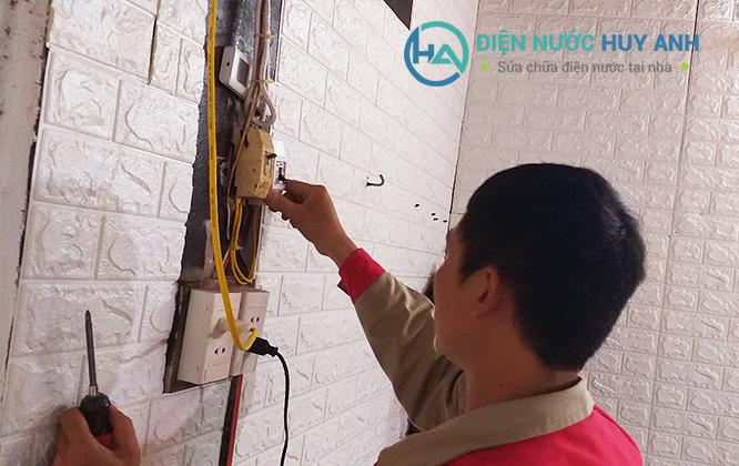Sửa chữa điện nước tại quận Hai Bà Trưng