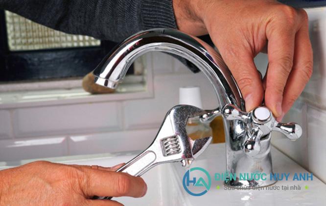 Sửa chữa điện nước tại quận Tây Hồ