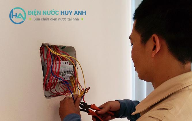 Thợ sửa chữa điện nước tại Ba Đình