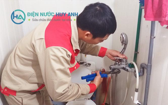 Thợ sửa chữa điện nước tại Hoàn Kiếm