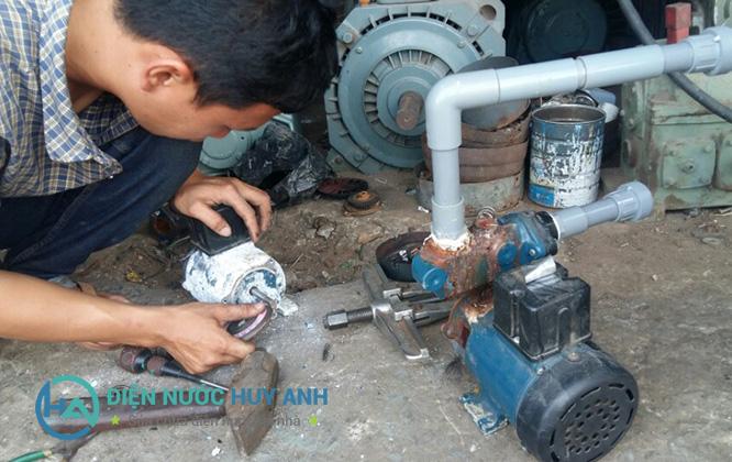 Thợ sửa chữa điện nước tại Tây Hồ