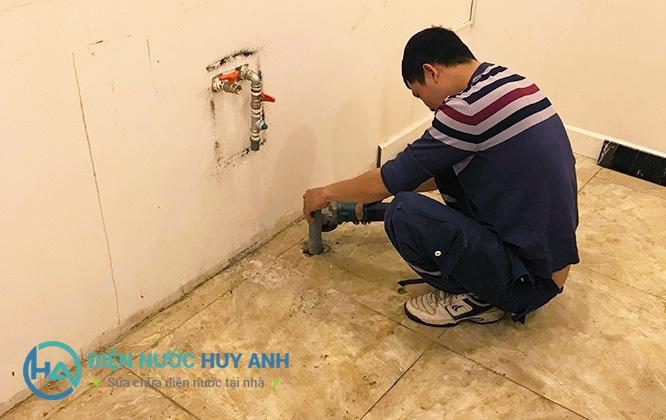Thợ sửa chữa điện nước tại Từ Liêm