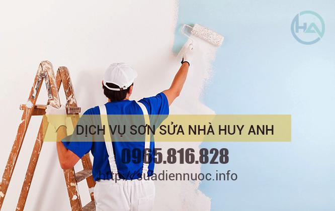 Dịch vụ Sơn sửa nhà tại Đống Đa