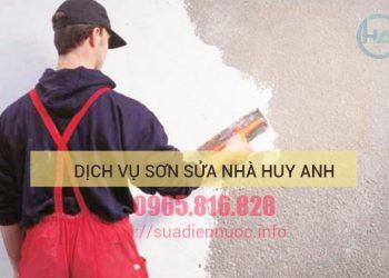 Dịch vụ Sơn sửa nhà tại Hai Bà Trưng