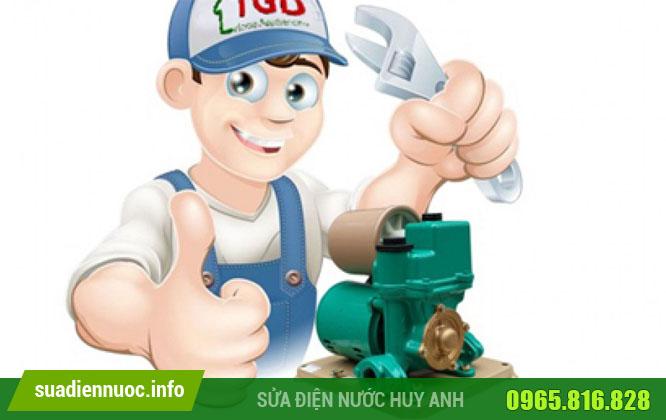 Dịch vụ Nhận Sửa máy bơm nước quận Hai Bà Trưng