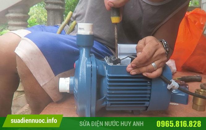Dịch vụ Thợ sửa máy bơm nước tại nhà quận Hai Bà Trưng