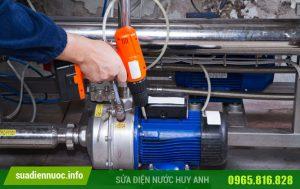 Sửa máy bơm nước tại Thanh Xuân