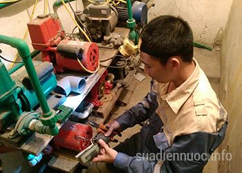 Sửa máy bơm tại Hà Nội