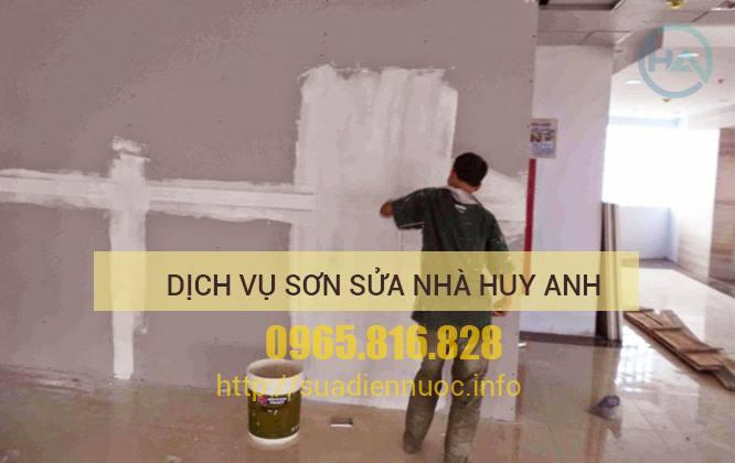 Dịch vụ Sơn sửa nhà tại Từ Liêm