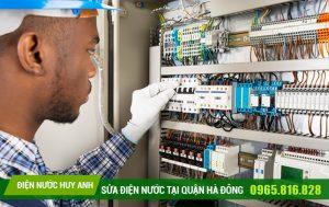 Thợ Sửa chữa điện nước tại Biên Giang