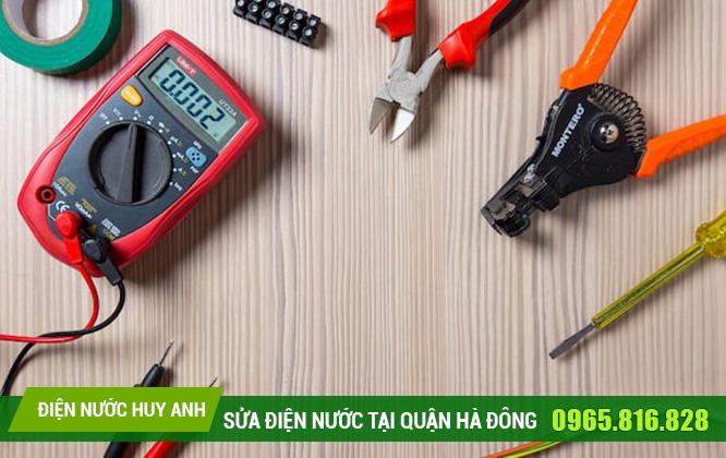 Thợ Sửa chữa điện nước tại Đồng Mai