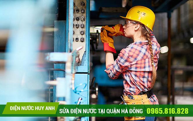Thợ Sửa chữa điện nước tại Nguyễn Trãi