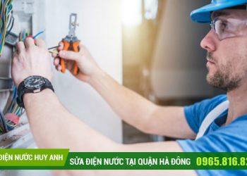 Thợ Sửa chữa điện nước tại Phú Lãm