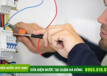 Thợ Sửa chữa điện nước tại Phú Lương