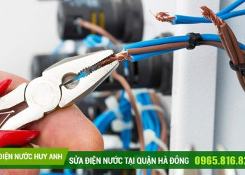 Thợ Sửa chữa điện nước tại Yên Nghĩa