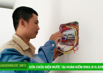 Sửa chữa điện nước tại Cửa Đông