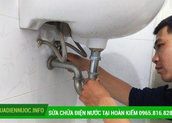 Sửa chữa điện nước tại Đồng Xuân