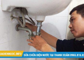 Sửa chữa điện nước tại Khương Đình