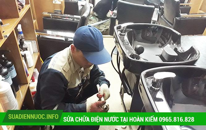 Sửa chữa điện nước tại Lý Thái Tổ