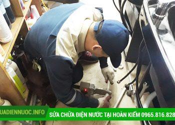 Sửa chữa điện nước tại Phan Chu Trinh