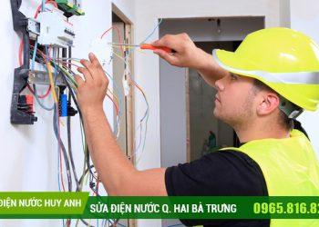 Thợ Sửa chữa điện nước tại Bùi Thị Xuân