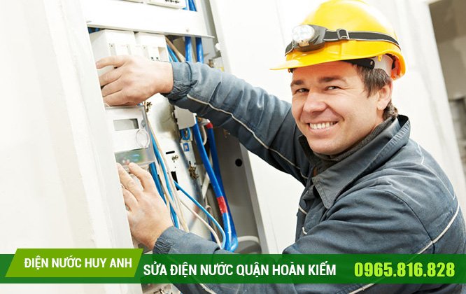 Thợ Sửa chữa điện nước tại Chương Dương Độ