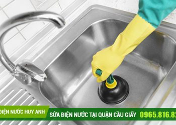Sửa chữa điện nước tại Mai Dịch