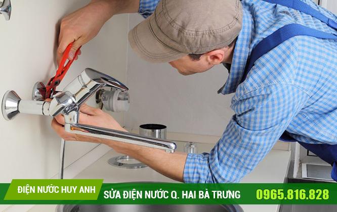 Thợ Sửa chữa điện nước tại Minh Khai