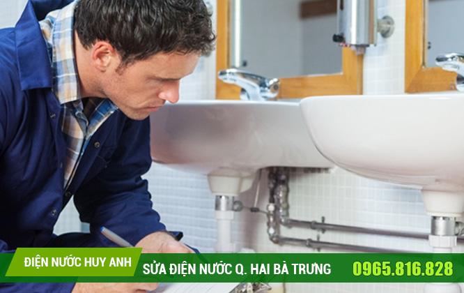 Thợ Sửa chữa điện nước tại Ngô Thì Nhậm
