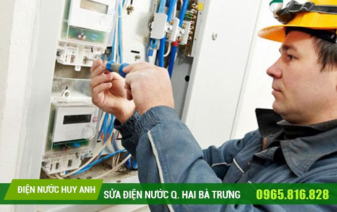 Thợ Sửa chữa điện nước tại Nguyễn Du