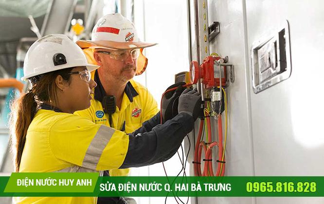 Thợ Sửa chữa điện nước tại Quỳnh Lôi