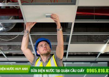 Thợ Sửa chữa điện nước tại Yên Hòa