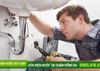 Thợ Sửa chữa điện nước tại Khâm Thiên