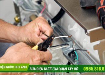 Thợ Sửa chữa điện nước tại Nhật Tân