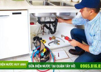 Thợ Sửa chữa điện nước tại Phú Thượng