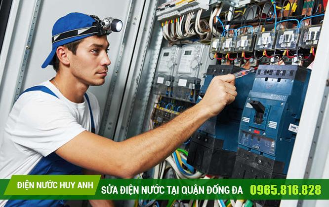 Thợ Sửa chữa điện nước tại Phương Liên