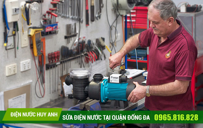 Thợ Sửa chữa điện nước tại Phương Mai