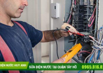 Thợ Sửa chữa điện nước tại Quảng An