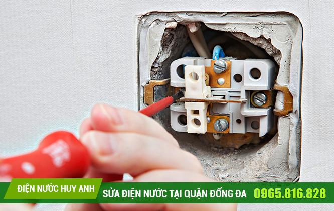 Thợ Sửa chữa điện nước tại Quang Trung