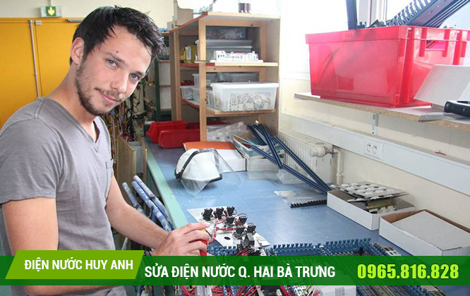 Thợ Sửa chữa điện nước tại Thanh Lương