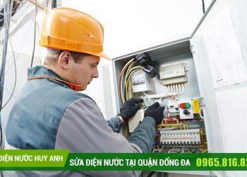 Thợ Sửa chữa điện nước tại Thịnh Quang