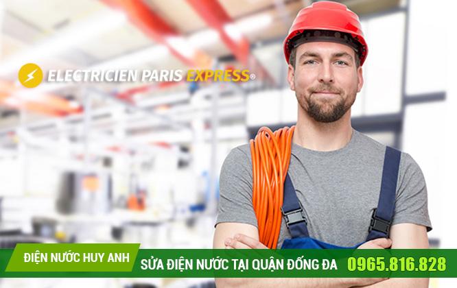 Thợ Sửa chữa điện nước tại Thổ Quan
