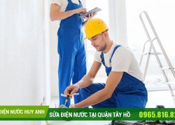 Thợ Sửa chữa điện nước tại Thụy Khuê