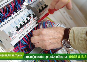 Thợ Sửa chữa điện nước tại Trung Liệt