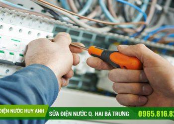 Thợ Sửa chữa điện nước tại Trương Định